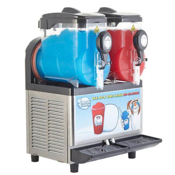 compact-double-slush-machine-2_1-Compact Twin Slush Machine (New)