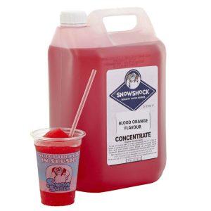 Blood_Orange 1-SnowShock Concentrate – Blue Raspberry 5ltr