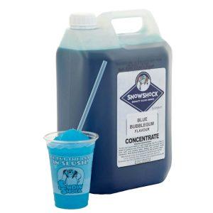 Blue Bubblegum 1