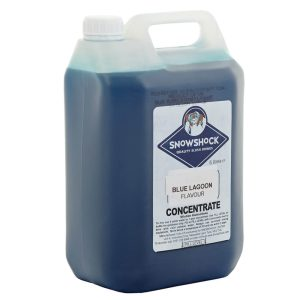 Blue Lagoon_web2-SnowShock Concentrate – Blue Lagoon Mocktail 5ltr