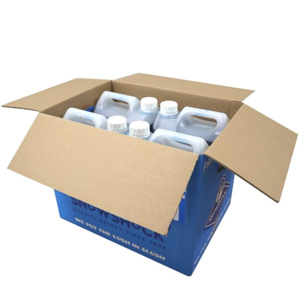 Blue Raspberry Box Open