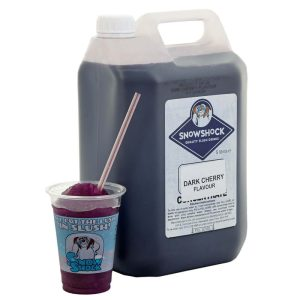 Dark Cherry 1-SnowShock Concentrate – Blue Raspberry 5ltr