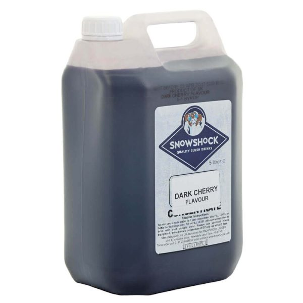 Dark Cherry 2-SnowShock Concentrate – Blue Raspberry 5ltr