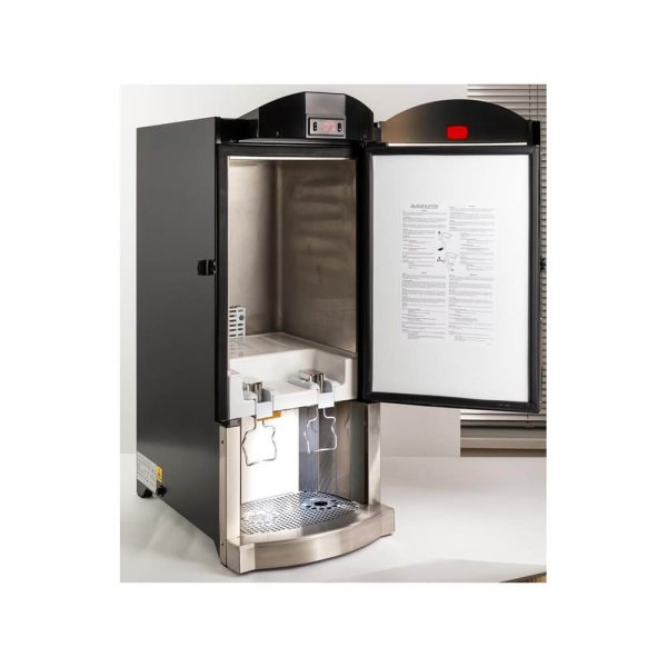 Double Disp 2-Frappino Twin Drink Dispenser (2 x 10tr)