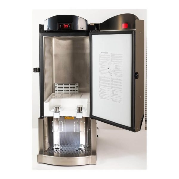 Double Disp 4-Frappino Twin Drink Dispenser (2 x 10tr)