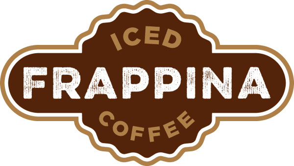 Iced Frappina coffee logo