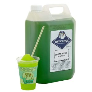 Lemon+Lime 1-SnowShock Concentrate – Blue Raspberry 5ltr