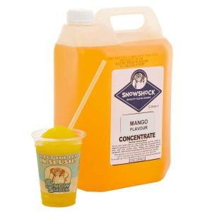 Mango 1-SnowShock Concentrate – Blue Raspberry 5ltr