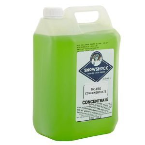 Mojito_web2-SnowShock Concentrate – Blue Lagoon Mocktail 5ltr