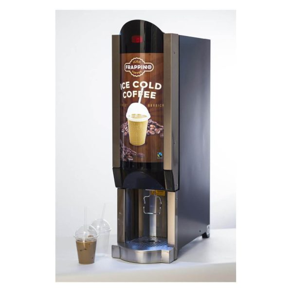 Single Disp 2-Frappino Single Drink Dispenser (1 x 10tr)