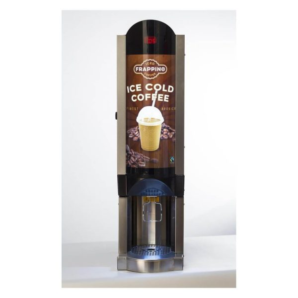 Single Disp 4-Frappino Single Drink Dispenser (1 x 10tr)