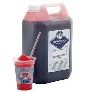 Sour Cherry 1-SnowShock Concentrate – Blue Raspberry 5ltr