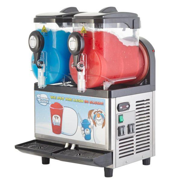 compact-double-slush-machine-3_1-Compact Twin Slush Machine (New)