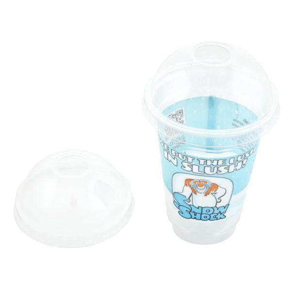 domed-lid-to-fit-regular-slush-cup-2-Domed Lid Regular (Sleeve 100)