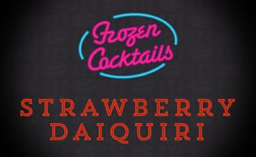 Frozen Cocktails_StrawberryDaiquiri