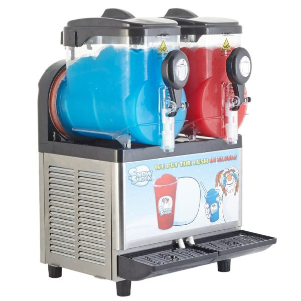 products-081web-Compact Twin Slush Machine – Refurbished