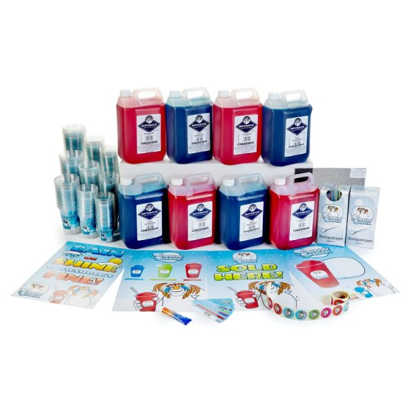 products-504web_3-Regular Treble Slush Machine (New)