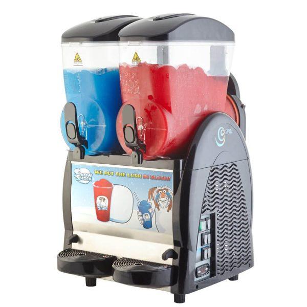 regular-double-slush-machine-3-Regular Twin Slush Machine (New)