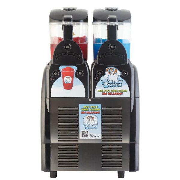 regular-double-slush-machine-4-Regular Twin Slush Machine (New)