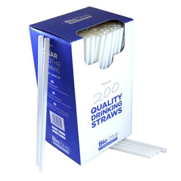 Bio Straws 200